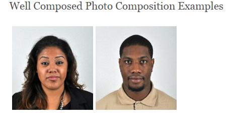 Примеры удачных фотографий
