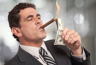 Большинство американцев гораздо богаче остальных. Фото: forbes.com