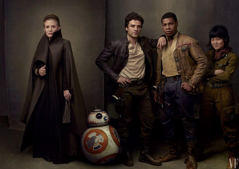 """""""Звездные войны"""" не теряют популярность. Фото: vanityfair.com"""