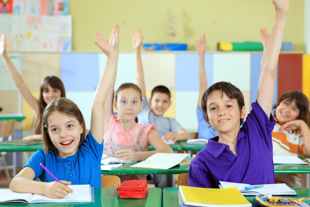 До 18 лет ребенок может просто поучиться в американской школе. Фото: nextrollout.com