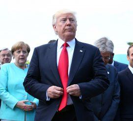 Трамп и другие участники саммита G-7 разошлись во взглядах на проблему климата