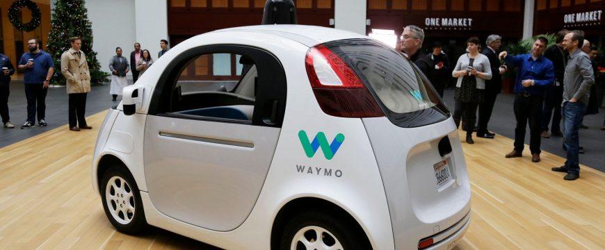 Waymo занимается беспилотными автомобилями от Google. Фото: jalopnik.com