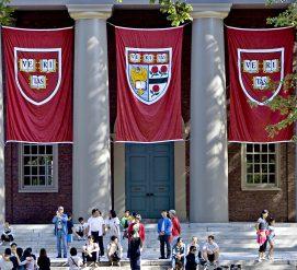 Первокурсников выгнали из Гарварда за оскорбительные картинки
