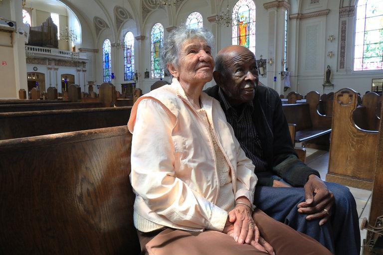 Леон и Розина Уотсон. Фото: nytimes.com