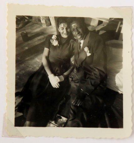 Свадьба Розины и Леона в 1950 году. Фото: nytimes.com