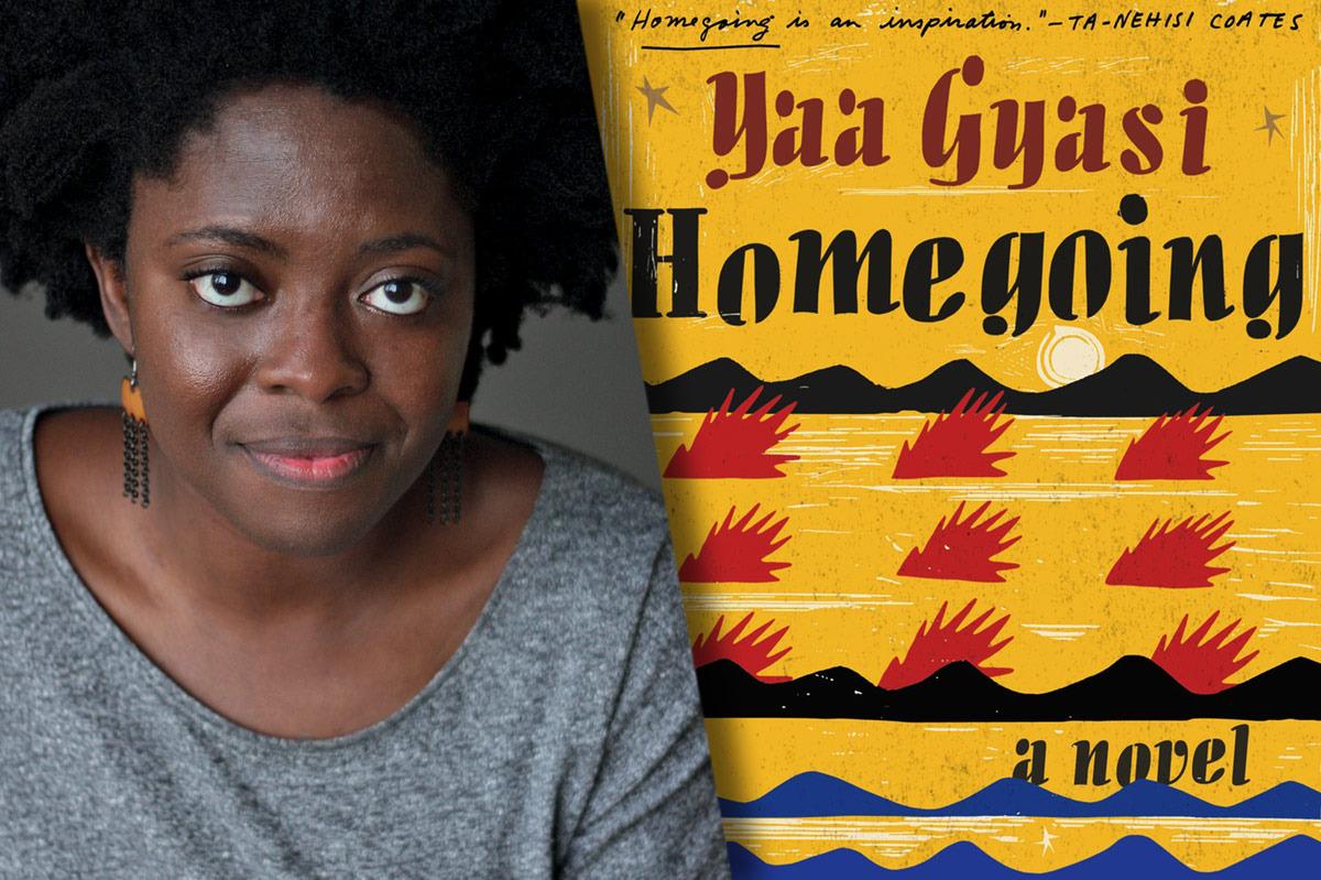 """Яа Гьяси и """"Homegoing"""". Фото: vulture.com"""