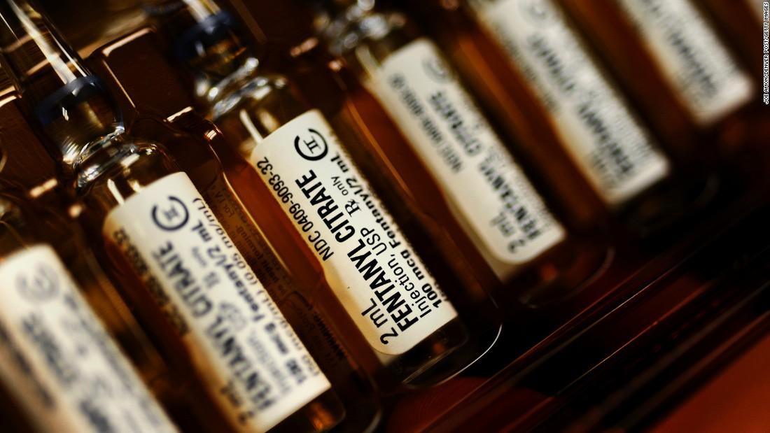 Фенталин - одна из самых частых причин наркотической смерти. Фото: cbc.ca