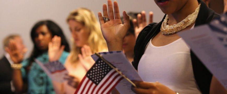 Хорошо подумайте прежде, чем иммигрировать. Фото: pbs.org
