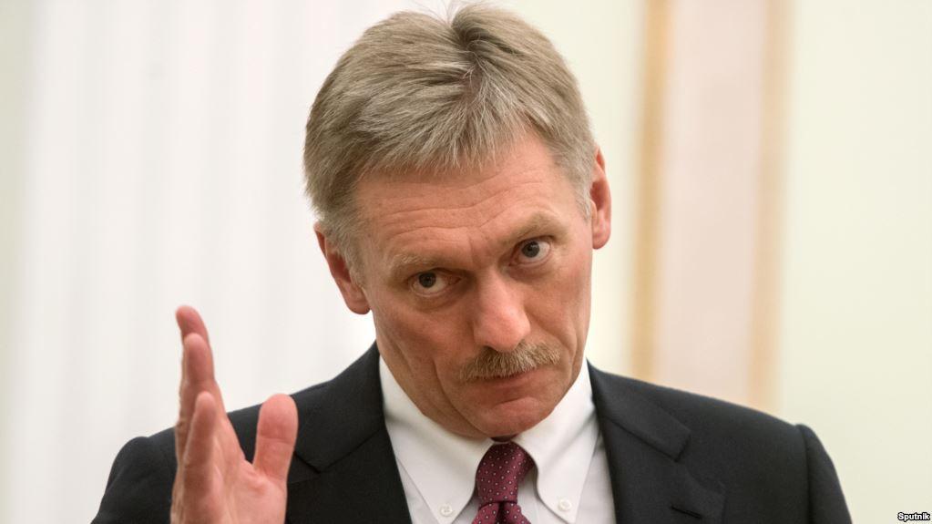 Песков отметил, что Путин выражался более корректно. Фото: svoboda.org
