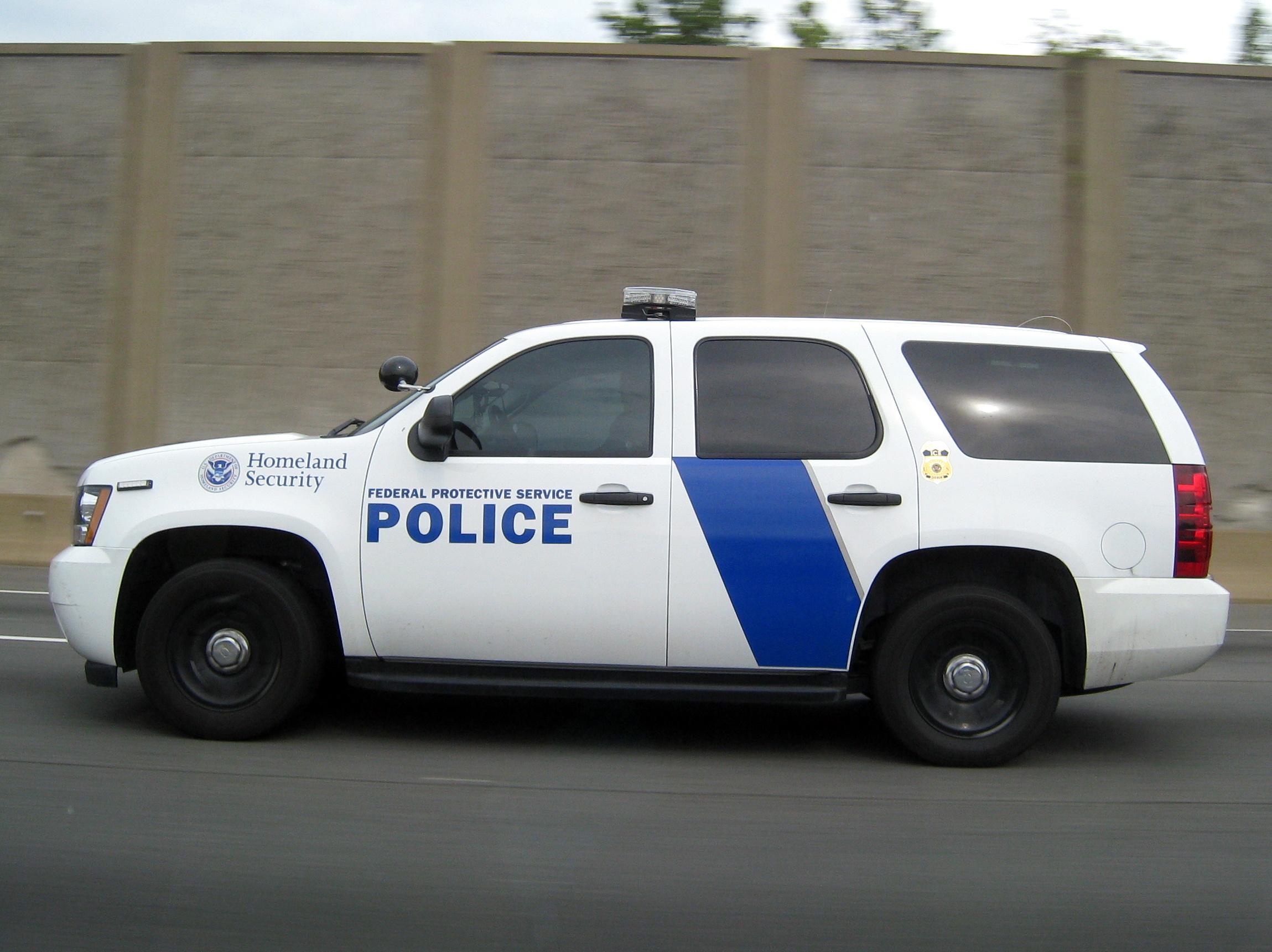 Так выглядят автомобили иммиграционной службы. Фото: glocktalk.com