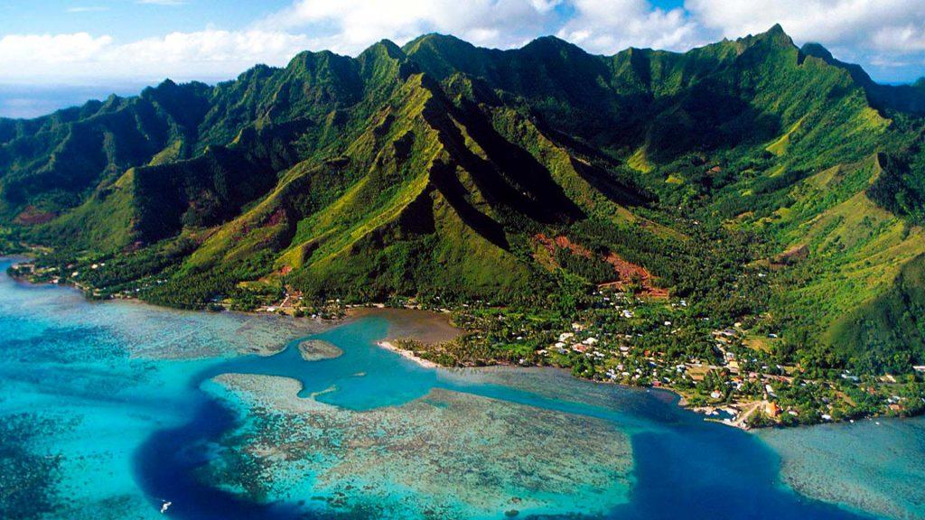 Остров Гуам - райское место, если только вы не омрачаете себе пребывание здесь подачей на убежище. Фото universestars.com