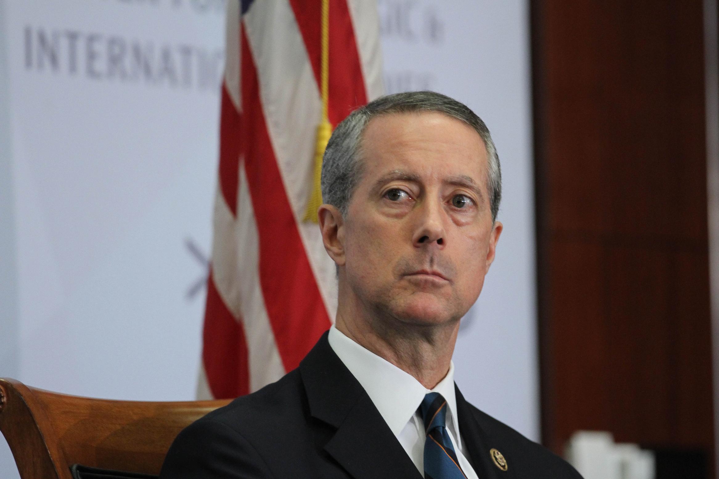 Мак Торнберри. Фото: spacenews.com