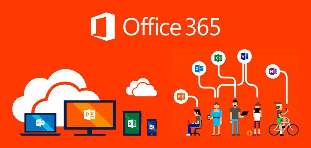 Office 365 может стать неплохой альтернативой для Google. Фото: activecloud.ru