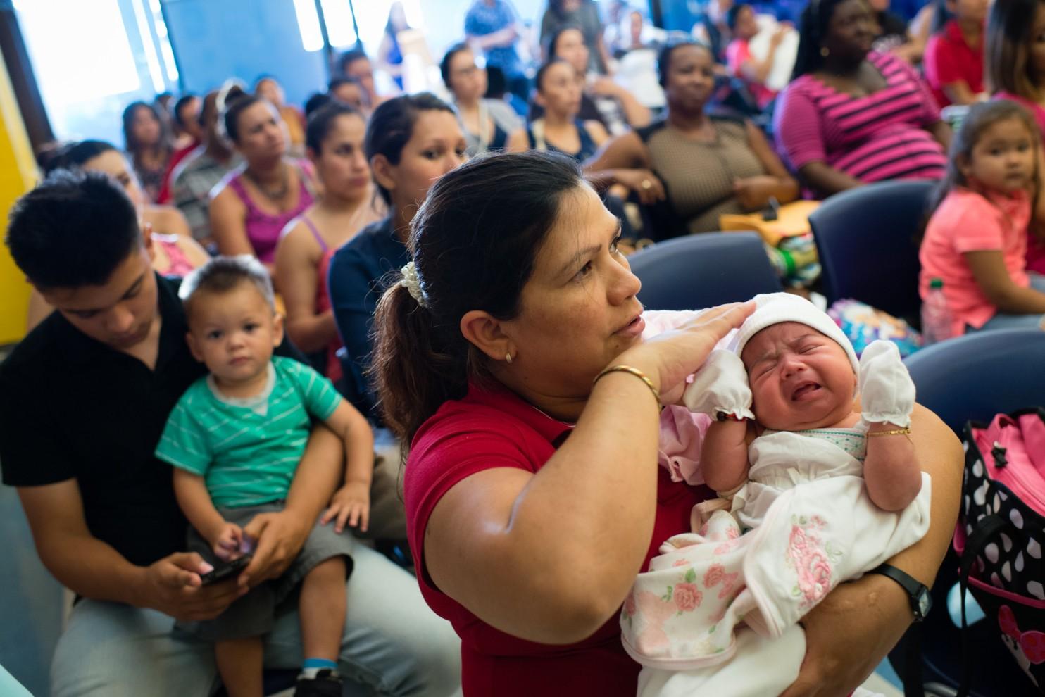 Родителей теперь могут разлучать с детьми. Фото: washingtonpost.com