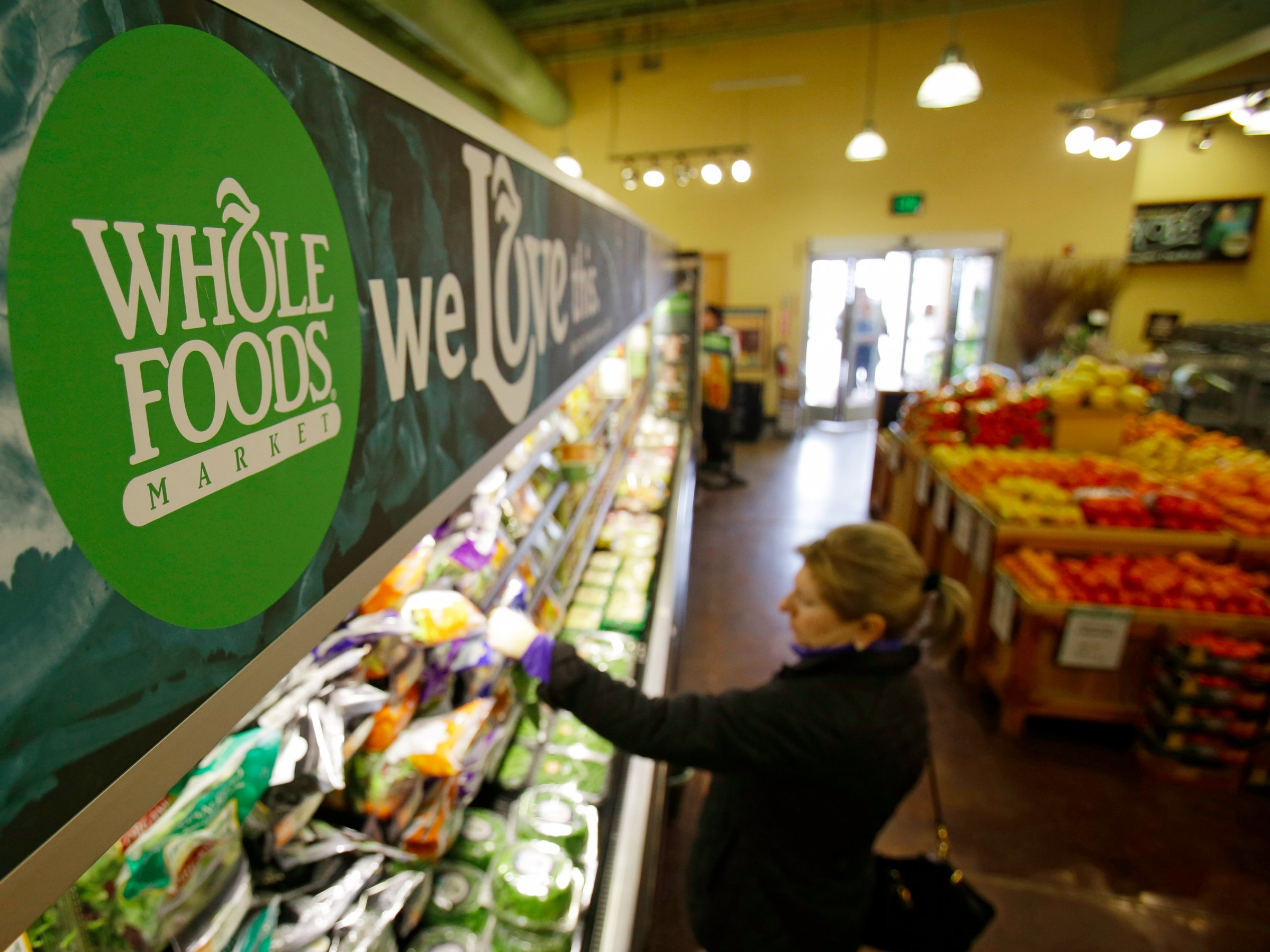 На самих супермаркетах покупка практически не отразится. Фото: businessinsider.com
