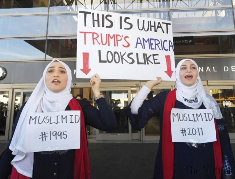 Трамп давно добивается отмены запрета на свой указ. Фото: nation.com.pk