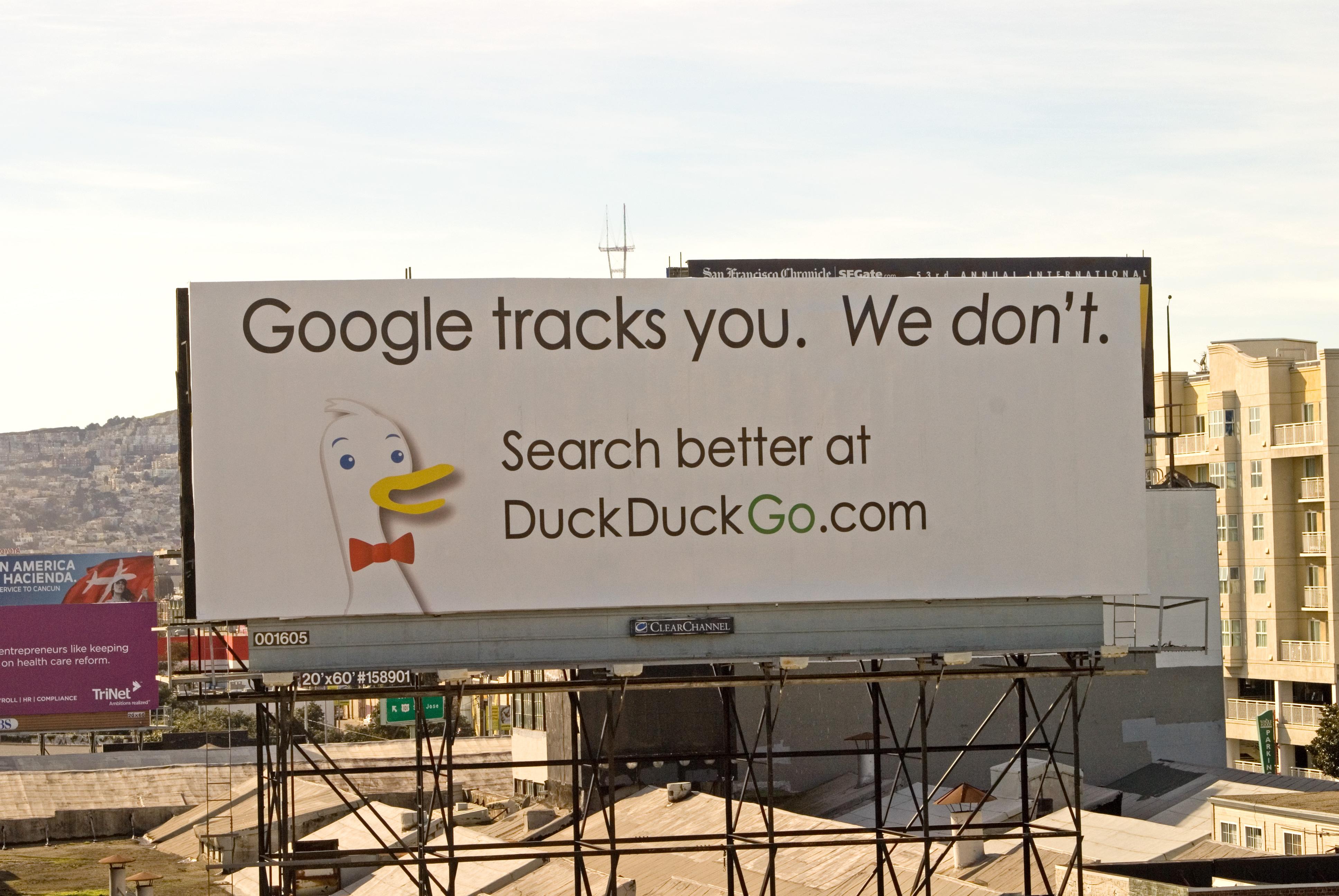 DuckDuckGo не отслеживает ваши данные. Фото: xakep.ru