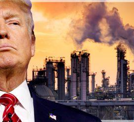 Трамп пожертвовал климатом ради рабочих мест