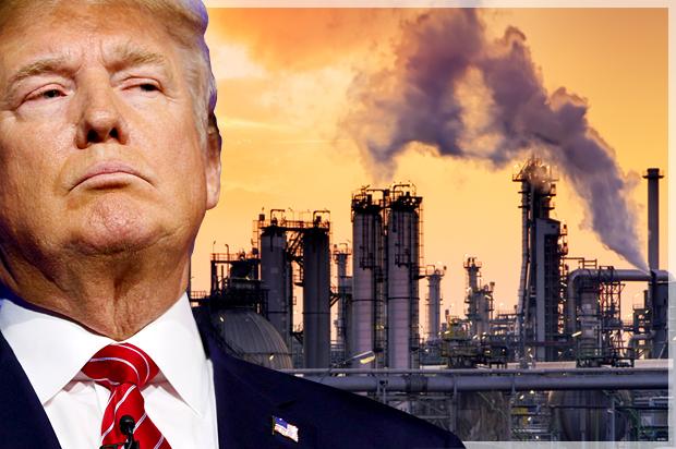 Трамп считает, что Парижские договоренности вредят экономике США. Фото: salon.com