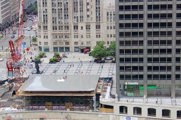 Здание будет двухэтажным. Фото: dnainfo.com