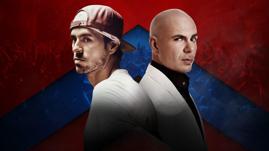 Энрике Иглесиас и Pitbull дадут совместный концерт. Фото ticketm.net