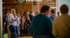 Venture Cafe (нетворкинг, лекции)