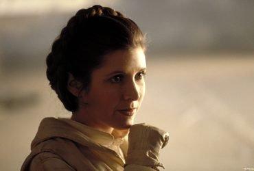 Стала известна причина смерти «Принцессы Леи» из «Звездных войн»