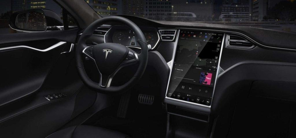 Музыкальный сервис будет входить в пакет для электромобилей компании. Фото wordpress.com