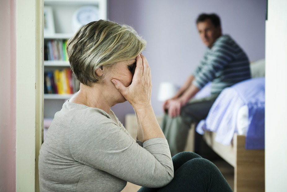Насилие - частые проблемы браков в США. Фото: theconversation.com