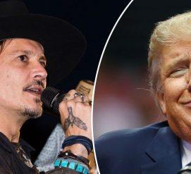 Джонни Депп извинился за шутку об убийстве Трампа