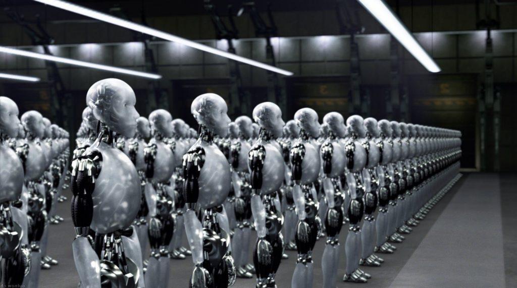 Стоит ли вам бояться роботов? Фото publy.ru