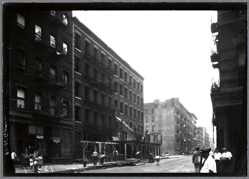 Манхэттен в 1934-1938 годах. Фото: businessinsider.com