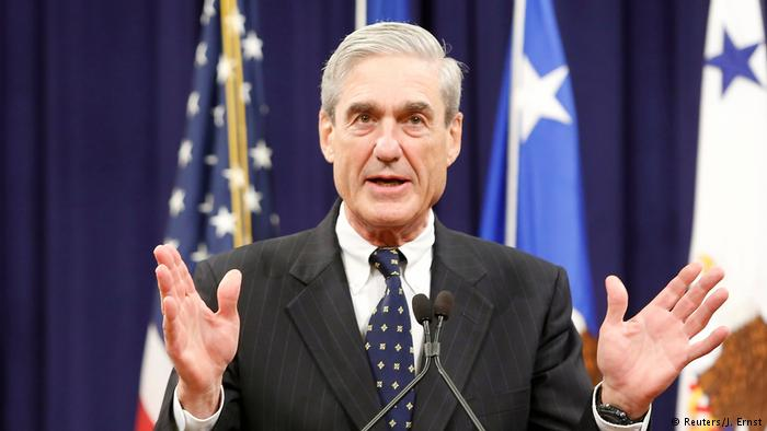 Бывший директор ФБР Роберт Мюллер. Фото: reuters.com