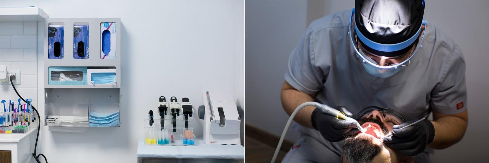 Стоматологические кабинеты мексиканских врачей вполне приличные. Фото: buzzfeed.com