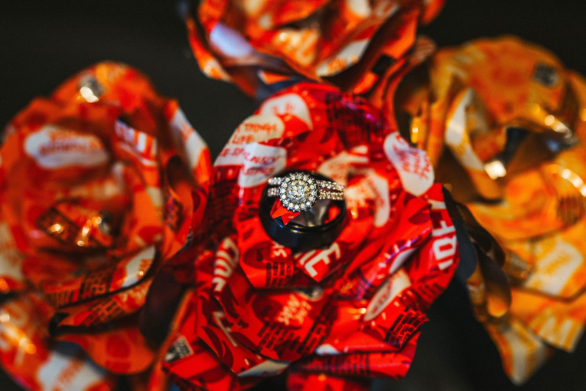 Букет невесты. Фото: people.com