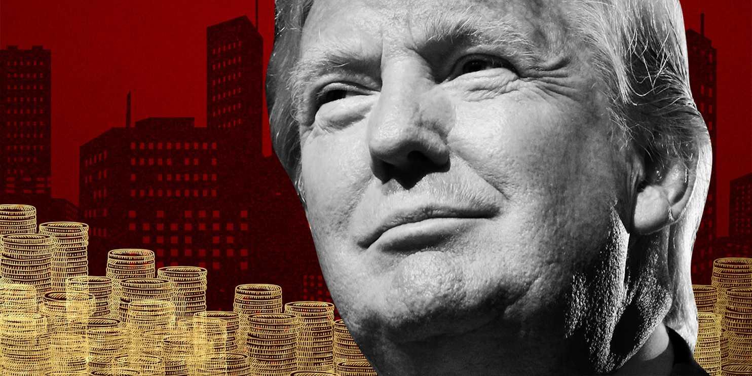 Трамп все еще может получать прибыль от своего бизнеса. Фото: washingtonpost.com