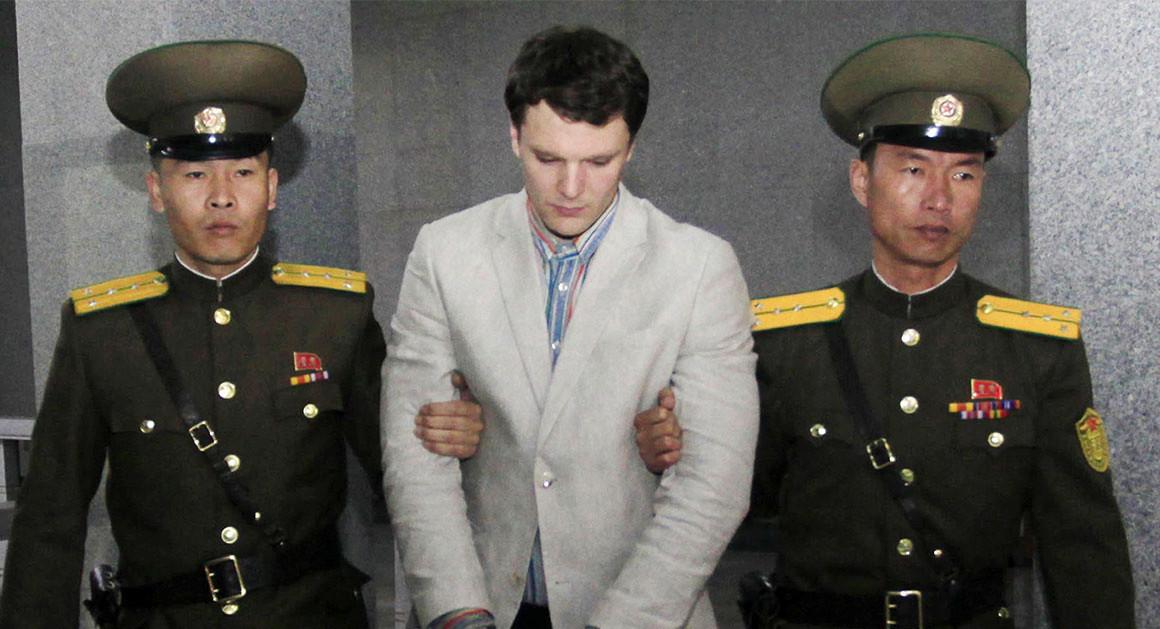Отто на суде. Фото: politico.com