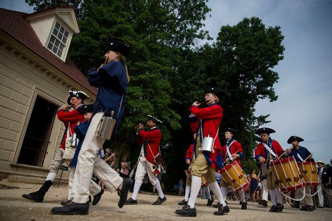 Церемония натурализации. Фото: nytimes.com