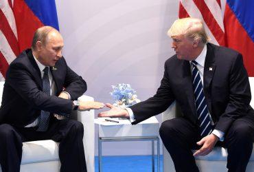 Встреча лидеров: между Трампом и Путиным возникла «положительная химия»