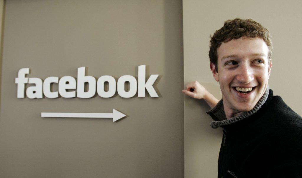 Марк Цукерберг. Фото AP Photo