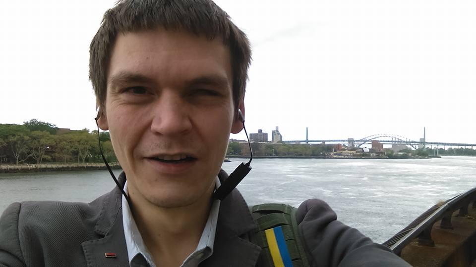 Александр Климанов. Фото из личного архива