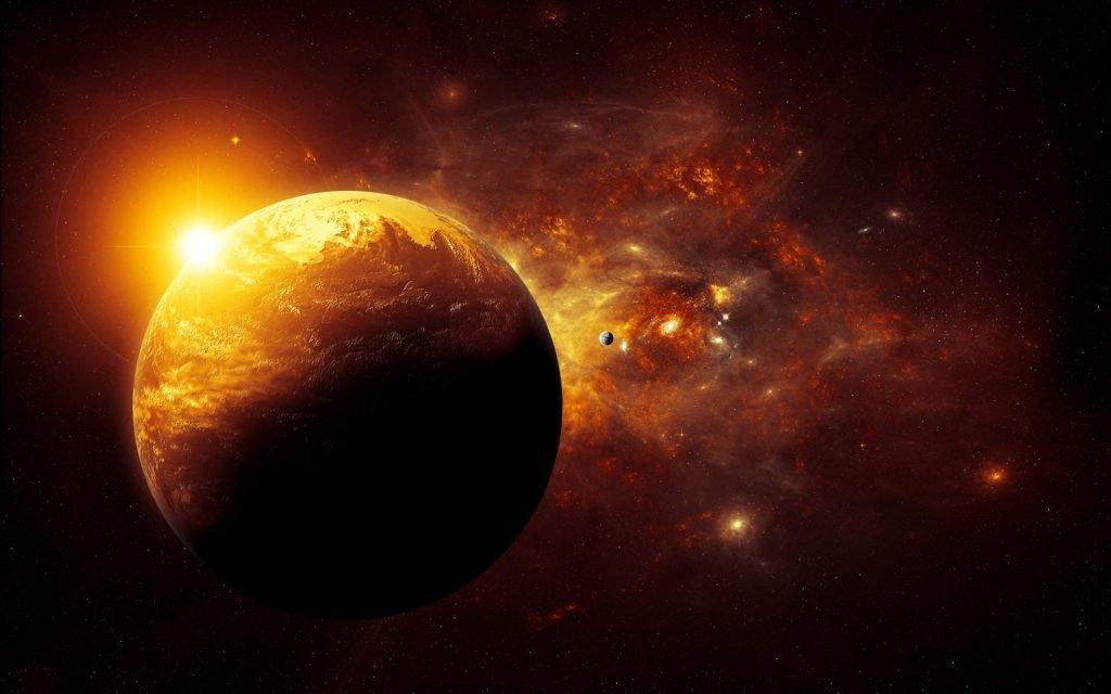 Расположение планет - это своего рода алфавит. Фото hronika.info