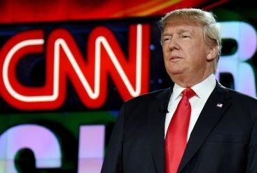 CNN вычислили создателя видео с Трампом и наткнулись на шквал критики