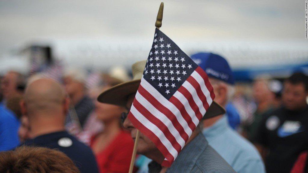 В США нужно работать в сфере, где вы добились успехов. Фото: cnn.com
