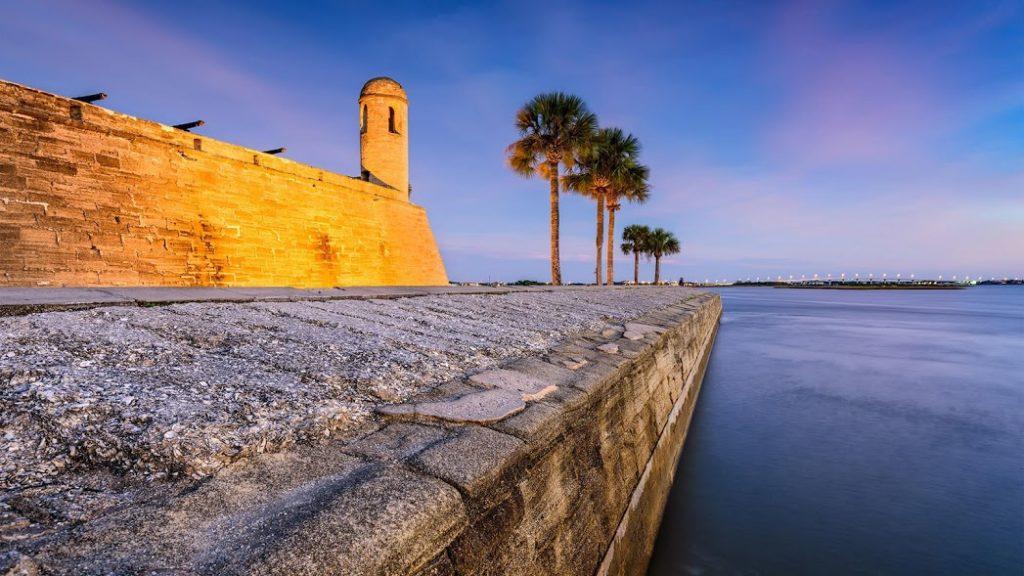 форт Кастильо-де-Сан-Маркос. Фото Владимир Шишко