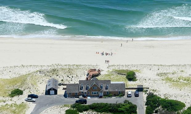 Пляж в Нью-Джерси. Фото: theguardian.com