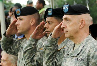 Пентагон хочет отменить программу для военных-иммигрантов