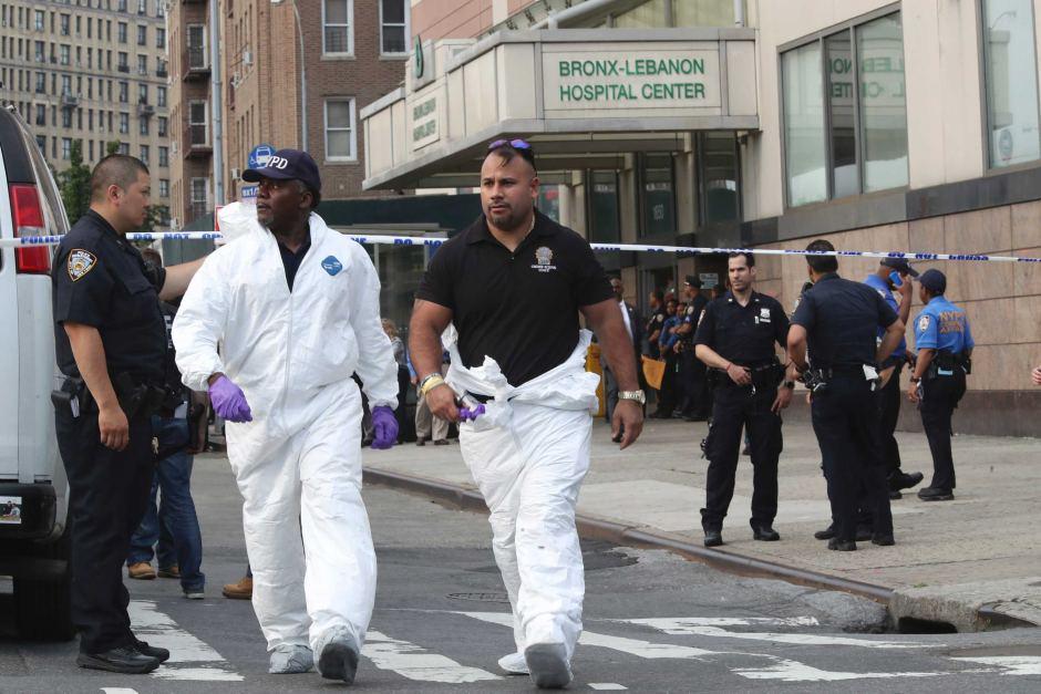 В результате стрельбы ранения получили шесть человек, один из них тяжелые. Фото abc.net.au