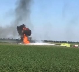 Крушение самолета в Миссисипи: погибло 16 человек