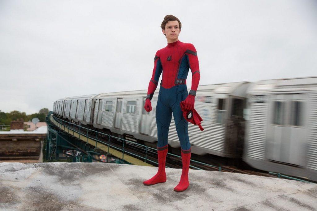Кадр из фильма «Человек-паук: возвращение домой». Фото afisha.mail.ru